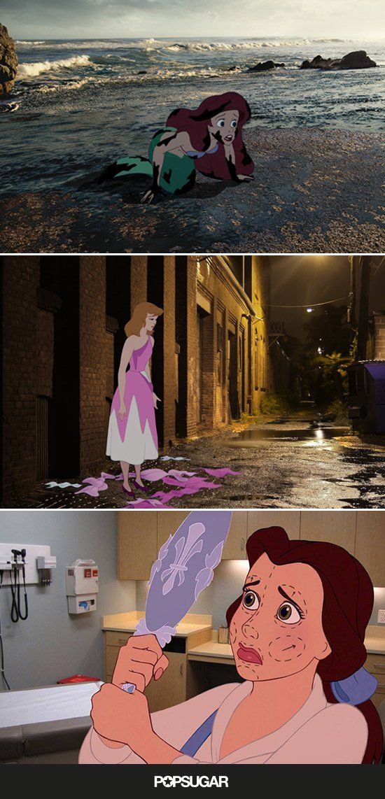 Pin for Later: These Disney Princesses Didn't Get Their Happily Ever After