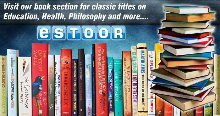 Wow Now You Can Get Any Books With Special Offers.......Feel To Shop Easy At Latest Store......eSTOOR.Com