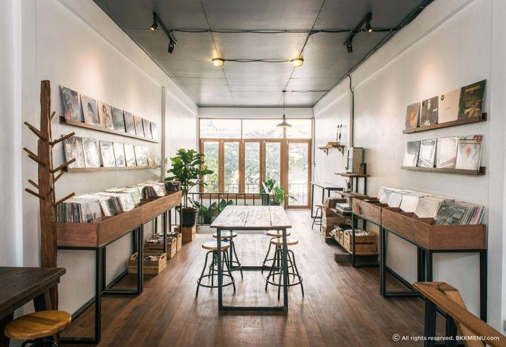 REC. Vinyl & Cafe (เรค ไวนิล แอนด์ คาเฟ่) - BKKMENU.com