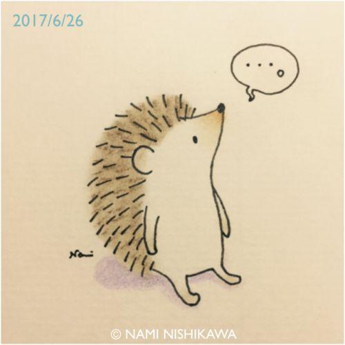 1219 考えごと thinking about something
