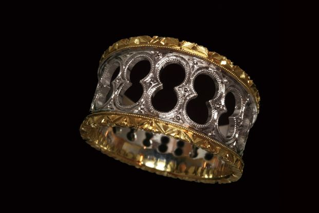 Quarant'Otto new Design Ring