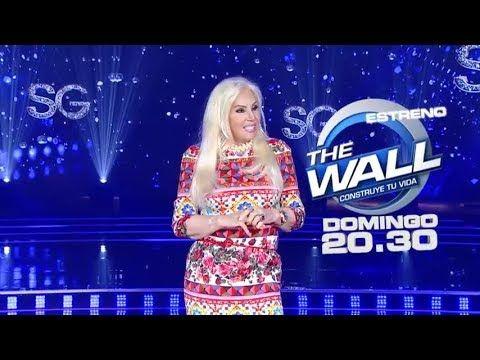 "Susana Giménez en la promo de ""The Wall"" - PRÓX. DOM. 20:30 HS. por Telefe."