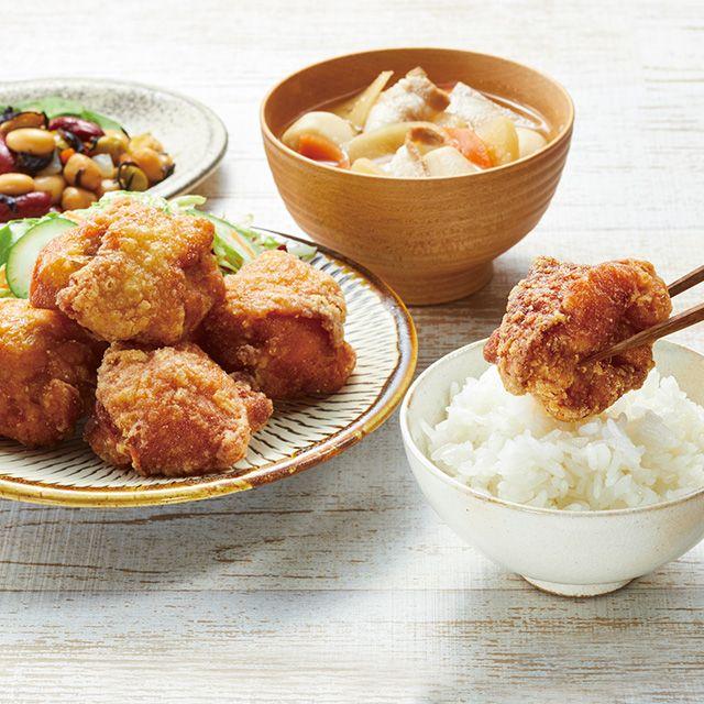「鶏から」がもっと美味しくなりました♪夕ご飯やお弁当のおかずにもちょうど良いです(^^)今なら鶏から各種4個入20円引です♪ http://lawson.eng.mg/c63f8