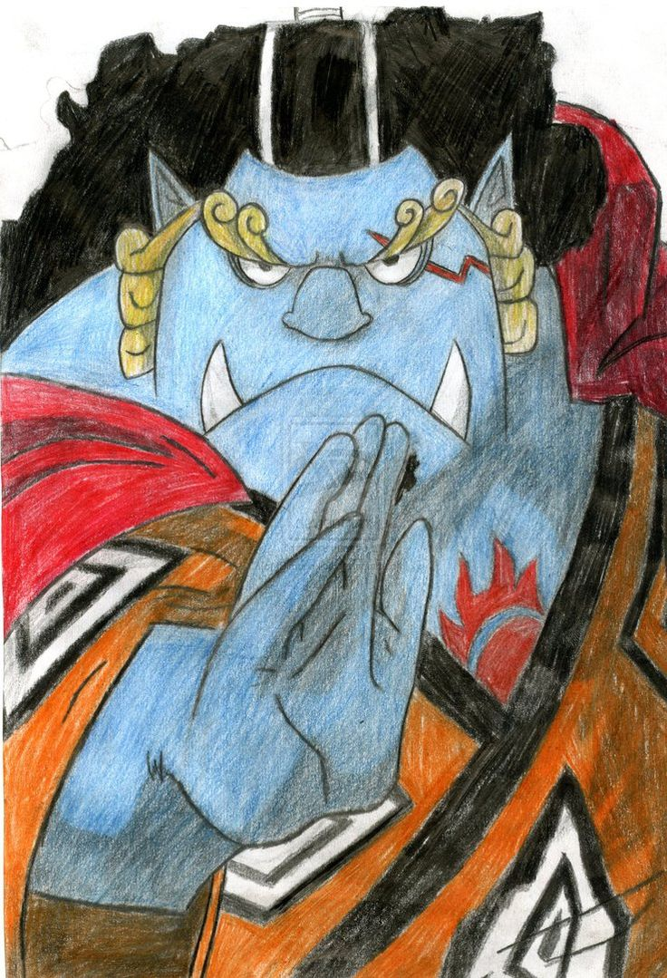 Jinbei by IDimopoulos | Strawhats, Anime, One piece
