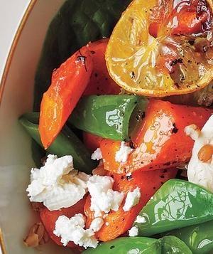 Lemony Carrots recipe