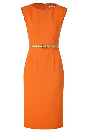 STYLEBOP.com   SunsetWoolDressbyMICHAELKORS   the latest trends from the capitals of the world