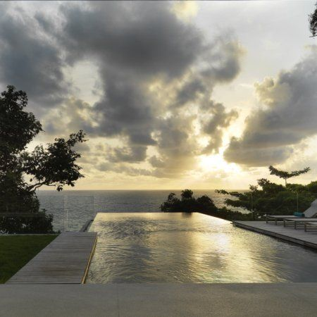 Located In Cape Sol On The West Coast Of Phuket, Villa Amanzi Is An  Exclusive Private Villa Designed By Original Vision Architecture.