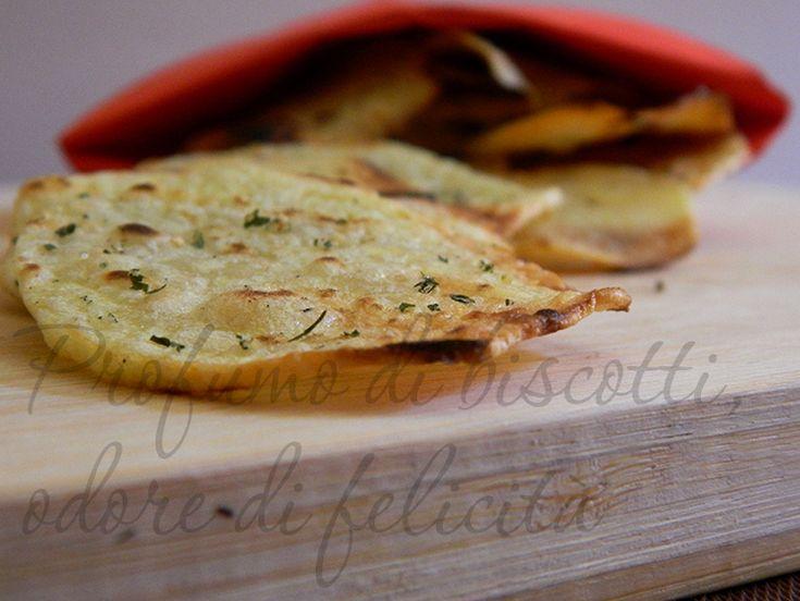 Chips di patate NON fritte | Profumo di biscotti, odore di felicità