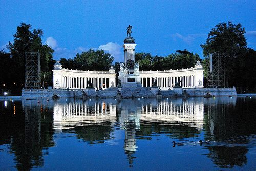 Madrid, Spain...Beautiful historic places. Would love to visit! madrid-attractions