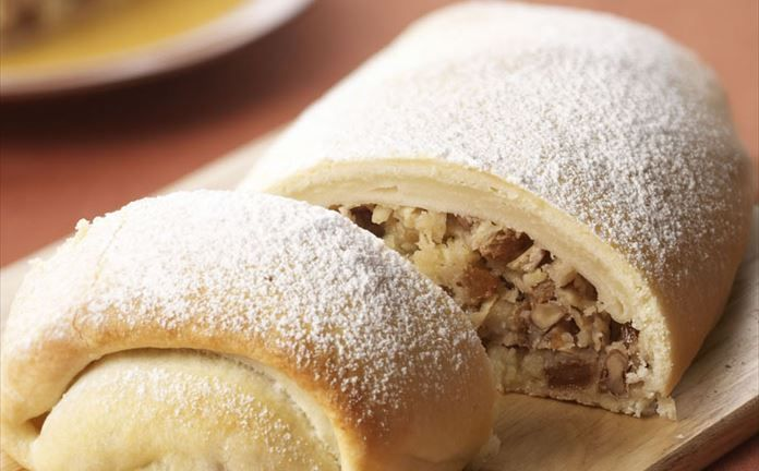 """Rollo De Manzana, Nueces Y Pasas"" en Nestlé Cocina #recetas #nestlecocina #menuplanner #cocina"