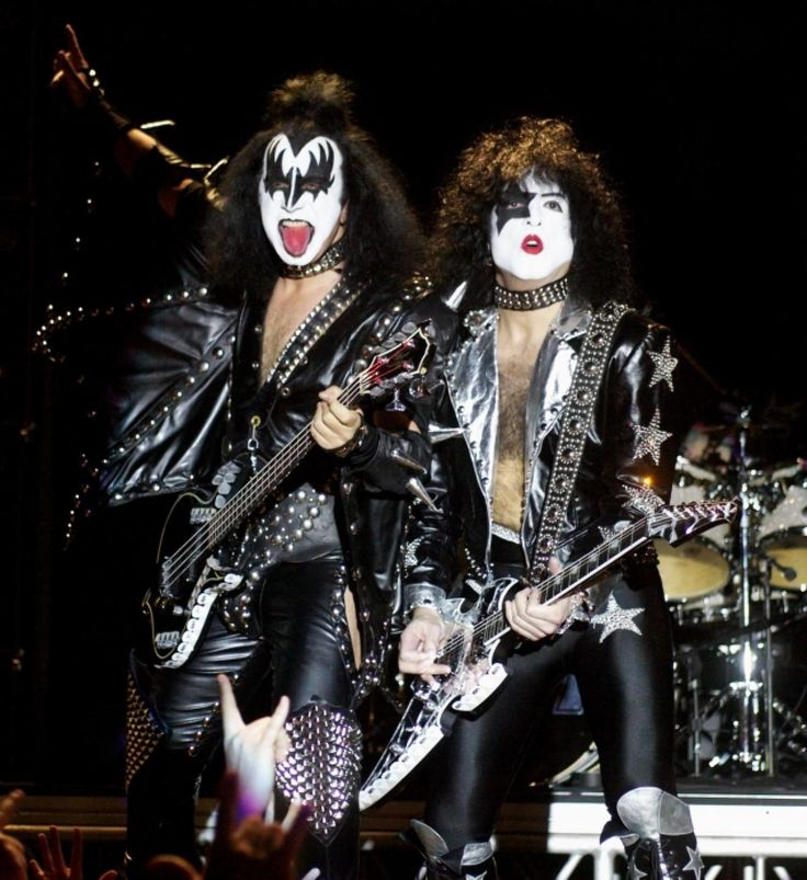 Kiss Band Faces: Best 25+ Kiss Rock Bands Ideas On Pinterest