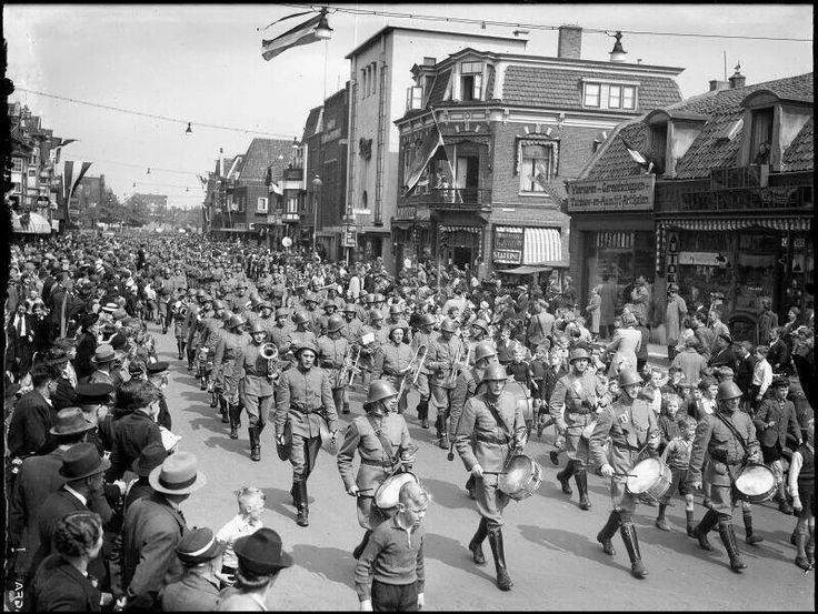 Hilversum, bevrijdingsdag/liberation day
