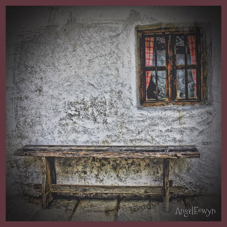 Bench & Window