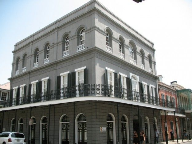 Villa LaLaurie - New Orleans