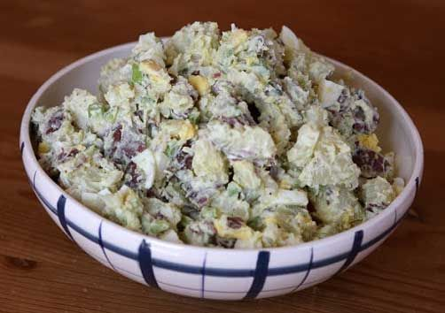 ... Salads on Pinterest | Potato Salad, Four Bean Salad and Pasta Salad
