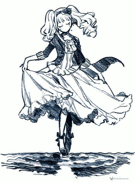 Elizabeth Midford original by Yana Toboso