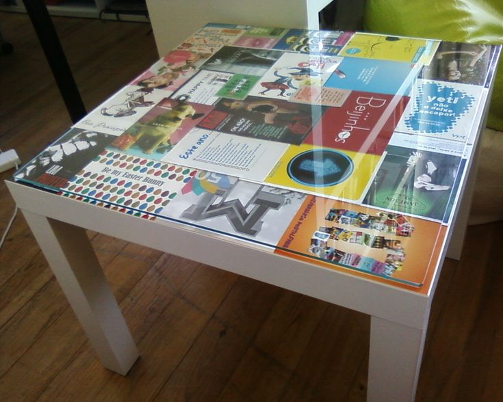 IKEA Hackers: Lack spring table