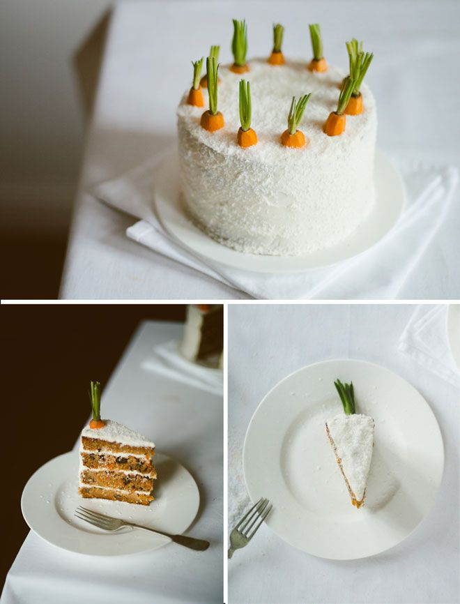 Love this carrot cake!! #easter #spring #dessert