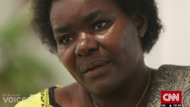 Victoria Kisyombe - Micro-finance trailblazer empowers women - interview by CNN