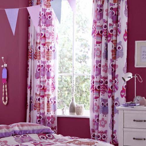 Mejores 182 im genes de cortinas en pinterest cortinas - Telas cortinas infantiles ...