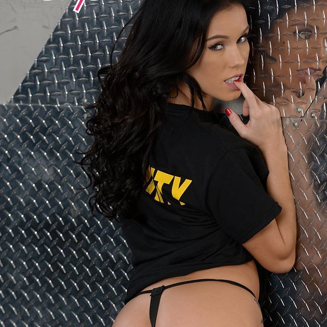 Can you get past Megan Rain's security? #twistys #treatofthemonth