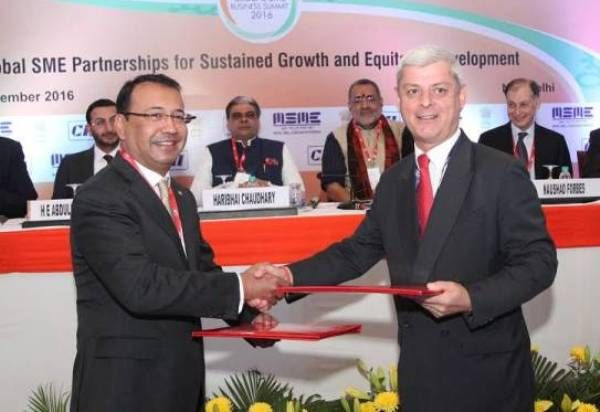 Aviva India announce partnership with CII  In a first of its kind tie up, #Aviva Life Insurance,one of India's premier life #insurance companies today announced its partnership with Confederation of Indian Industries to service its vast membership of #SME