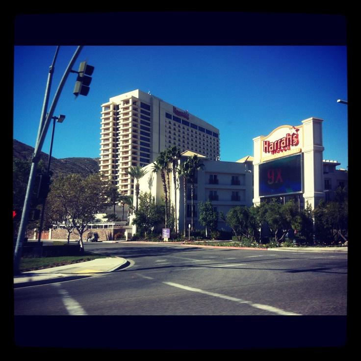Harrahs rincon casino and resort on the rincon indian