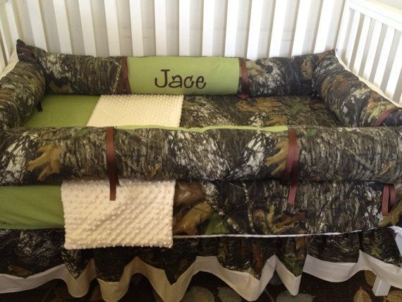 7pc Camo Mossy Oak Fabric Pink Crib Bedding Nursery Set: 77 Best Images About Crib Sets On Pinterest