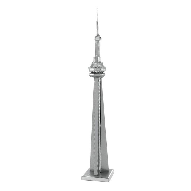 Cheap educational toys, Buy Quality puzzle educational directly from China puzzle educational toy Suppliers: 3D Metal Puzzles model toys for Adult Jigsaw Canadian TV tower the CN tower metal puzzle educational toys Desktop decoration