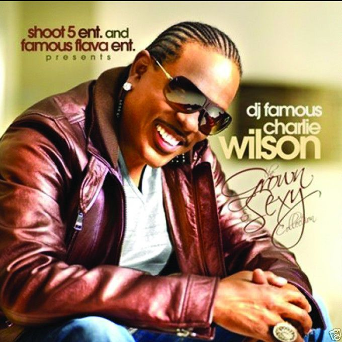 Best of Charlie Wilson Grown & Sexy Collection R&B Mixtape Series Mix CD