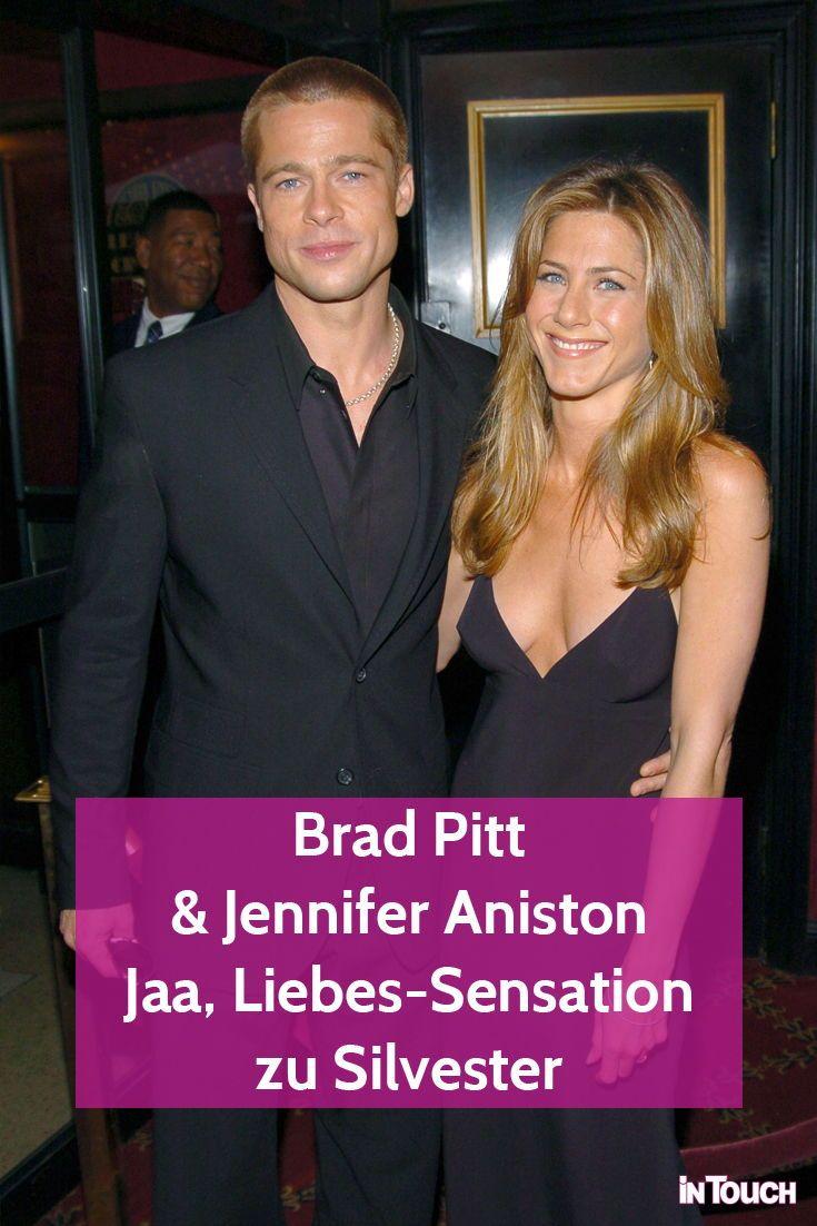 Brad Pitt Jennifer Aniston Liebes Sensation Brad Pitt Jennifer Aniston Brad Pitt Promi Mutter