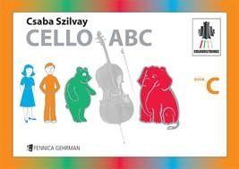 Nuotti: Cello ABC : C / Csaba Szilvay. Colourstrings -sellokoulun osat C ja D ovat ilmestyneet. https://arsca.linneanet.fi/vwebv/holdingsInfo?searchId=156&recCount=50&recPointer=2&bibId=456258