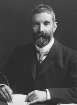 Australia's 2nd Prime Minister Alfred Deakin (1856-1919), Biography by R. Norris 1981