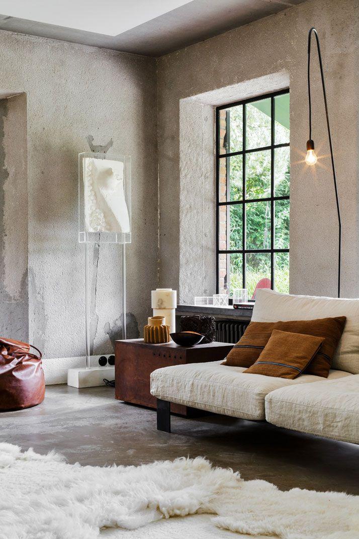 25 beste idee n over raam bed op pinterest platform bedden platform slaapkamer en slaapkamer - Grijze hoofdslaapkamer ...