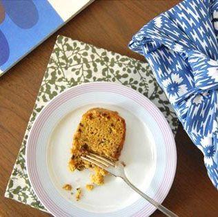 Lena Corwin's Pumpkin Cranberry Bread