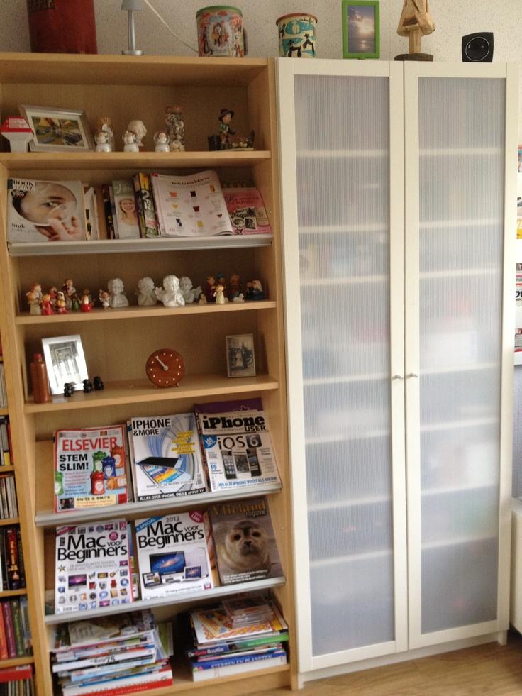 17 beste idee u00ebn over Billy Boekenkasten op Pinterest   Billy boekenkast hack en Boekenkasten