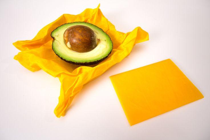 Yellow Wraps