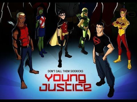 Young Justice Full Episodes Season 02 Episode 14