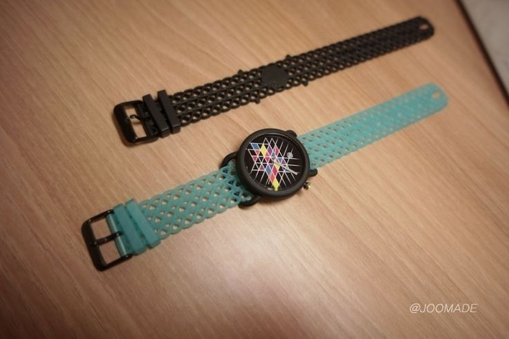 Moment Watches - Swap the Strap with your Friend