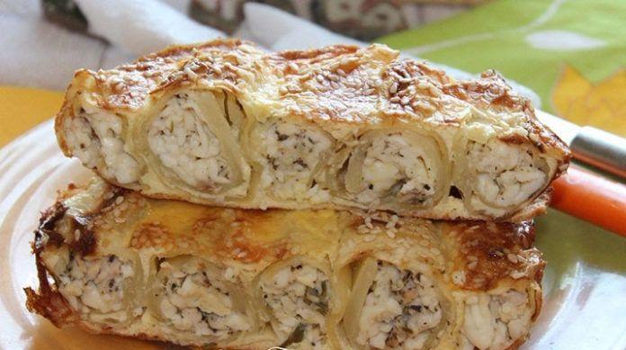 Пирог из капусты — настоящее украшение праздничного стола