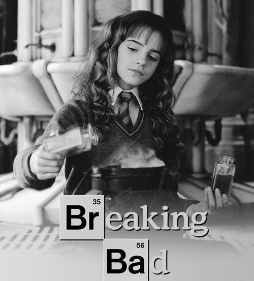 """When they made this mash-up. 