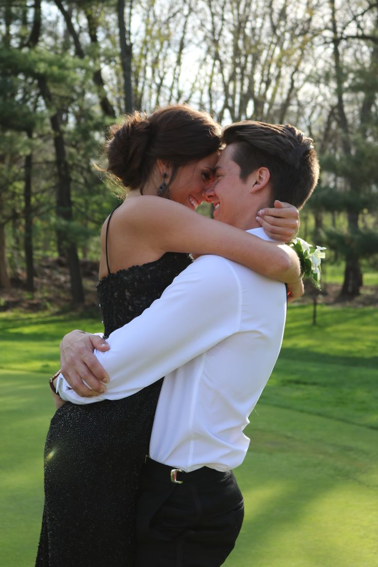 Prom Picture Ideas for Couples; Couples Pose for Prom; Sherri Hill dress; Updo for long hair