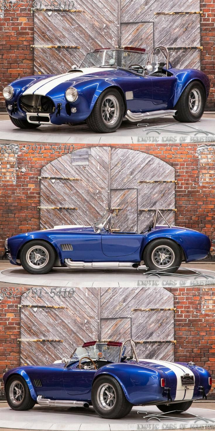 1965 Ac Shelby Cobra In 2020 Muscle Cars For Sale Shelby Cobra For Sale Shelby Cobra