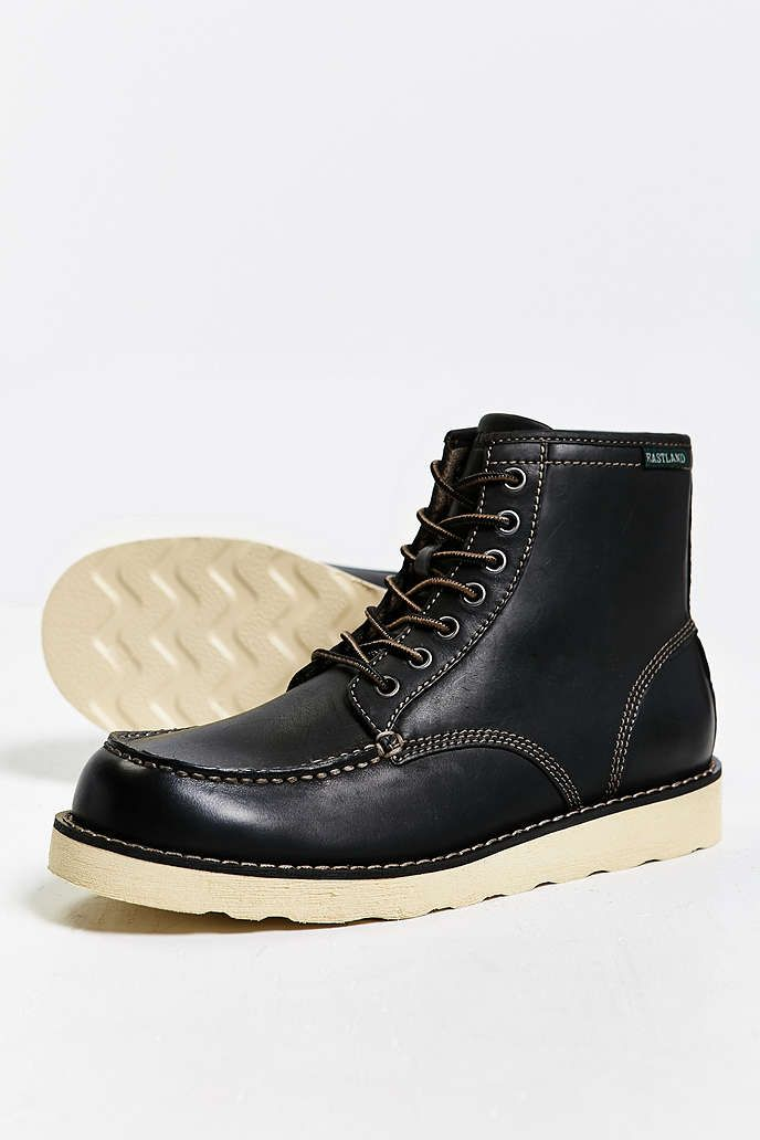 Shop Eastland Lumber Up Moc-Toe Boot at Urban Outfitters today.