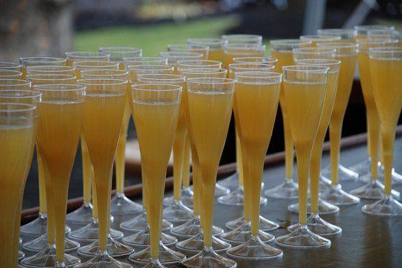 Festa della donna: il cocktail Mimosa