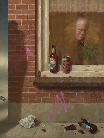 Marius van Dokkum : Stil leven met ergernis