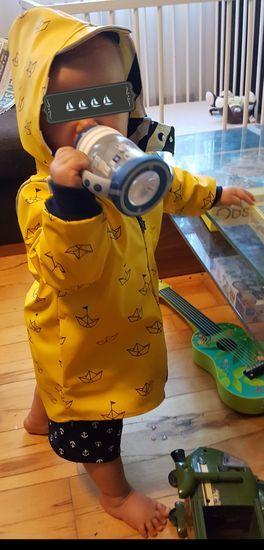 Kostenloses Schnittmuster Softshelljacke Neptun von heidimade als e-book für Babies, Jungen, Mädchen in Kategorie Jacke (74–152)