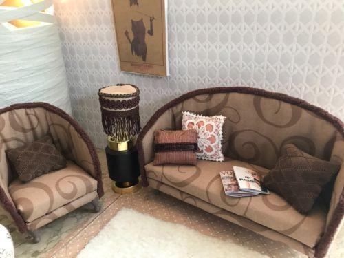 608 best Doll House Furniture 16 images on Pinterest - barbie wohnzimmer möbel