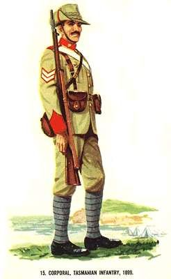 UNIFORMS OF AUSTRALIAN ARMED FORCES
