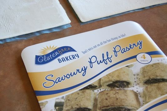 Gluten Free Savoury Puff Pastry Review